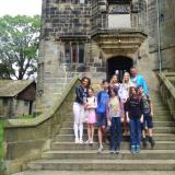 At the Skipton Castle
