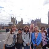 At the Palace of Westminster in London
